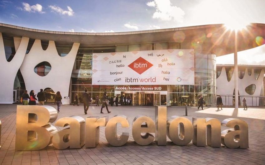 IBTM  WORLD BARCELONA, WELLCOME TO EXPERIENCE